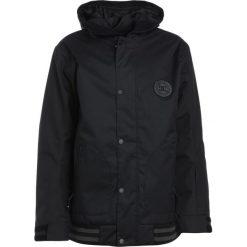 DC Shoes Kurtka snowboardowa waxed black. Czarne kurtki narciarskie męskie marki DC Shoes, m, z materiału. W wyprzedaży za 871,20 zł.