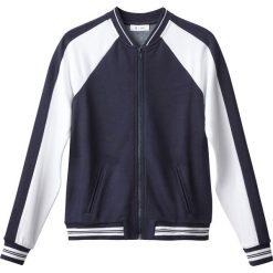 Bluza teddy z moltonu 10-16 lat. Czarne bluzy chłopięce rozpinane marki La Redoute Collections, z bawełny. Za 70,52 zł.