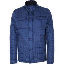 Kurtka MARIO 1 KUNR000008. Niebieskie kurtki męskie pikowane marki Giacomo Conti, m, z tkaniny, klasyczne. Za 599,00 zł.