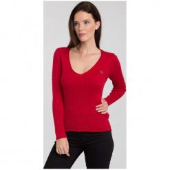 Sir Raymond Tailor Sweter Damski Xl Czerwony. Czerwone swetry klasyczne damskie Sir Raymond Tailor, xl. W wyprzedaży za 149,00 zł.