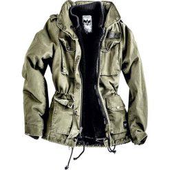Black Premium by EMP Ladies Army Field Jacket Kurtka damska oliwkowy. Czarne kurtki damskie marki Black Premium by EMP, xl, z poliesteru. Za 269,90 zł.