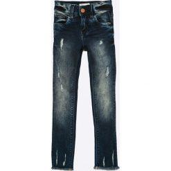 Name it - Jeansy dziecięce 116-164 cm. Niebieskie jeansy dziewczęce Name it, z bawełny. W wyprzedaży za 79,90 zł.