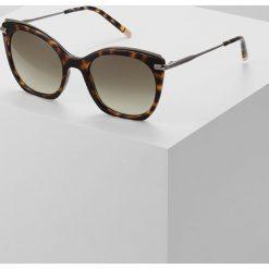 Okulary przeciwsłoneczne męskie: Calvin Klein Okulary przeciwsłoneczne tortoise