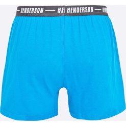 Henderson - Bokserki. Niebieskie bokserki męskie Henderson, z bawełny. W wyprzedaży za 19,90 zł.