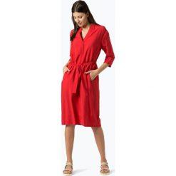Marc O'Polo - Sukienka damska, czerwony. Czerwone sukienki marki Marc O'Polo, w paski, polo. Za 499,95 zł.