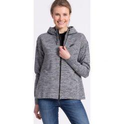 Nike Sportswear - Bluza. Szare bluzy sportowe damskie Nike Sportswear, m, z bawełny, z kapturem. W wyprzedaży za 339,90 zł.