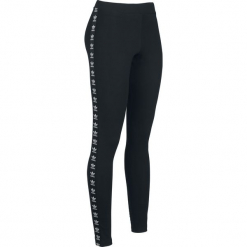 Adidas TRF Tight Legginsy czarny/biały. Białe legginsy we wzory marki Adidas, xxl, z materiału. Za 144,90 zł.