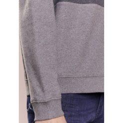 Bejsbolówki męskie: Folk MID WEIGHT Bluza charcoal