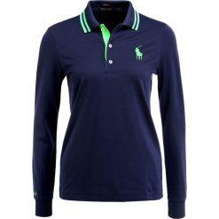 Polo Ralph Lauren Golf VAL Koszulka polo french navy. Niebieskie topy sportowe damskie Polo Ralph Lauren Golf, s, z bawełny. W wyprzedaży za 351,20 zł.