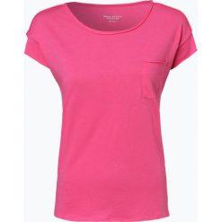 Marc O'Polo Denim - T-shirt damski, różowy. Czerwone t-shirty damskie Marc O'Polo DENIM, m, z denimu, polo. Za 129,95 zł.