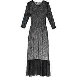 Długie sukienki: Moss Copenhagen CARPE  Długa sukienka black