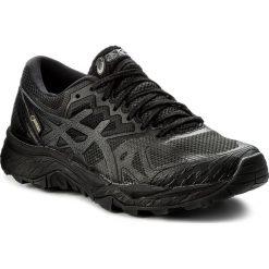 Buty ASICS - Gel-FujiTrabuco 6 G-TX GORE-TEX T7F5N Black/Black/Phantom 9090. Czarne buty do biegania damskie Asics, z gore-texu. W wyprzedaży za 399,00 zł.