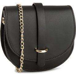 Torebka CREOLE - K10466 Czarny. Czarne torebki klasyczne damskie Creole, ze skóry. Za 99,00 zł.