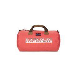 Torby podróżne Napapijri  BERING. Czerwone torby podróżne marki Reserved, duże. Za 370,30 zł.