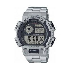 Biżuteria i zegarki: Casio Collection AE-1400WHD-1AVEF - Zobacz także Książki, muzyka, multimedia, zabawki, zegarki i wiele więcej