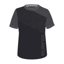 Koszulki sportowe męskie: IGUANA Koszulka Męska Dejen Anthracite/Forged Iron Print r. L