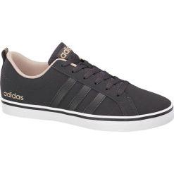 Buty męskie Adidas Vs Pace adidas czarne. Czarne buty skate męskie marki Adidas, z kauczuku. Za 239,90 zł.