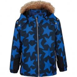 Kurtka zimowa w kolorze niebieskim. Niebieskie kurtki dziewczęce zimowe marki Ticket to Heaven, z polaru. W wyprzedaży za 207,95 zł.