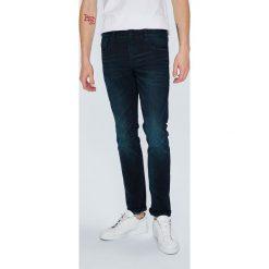 Scotch & Soda - Jeansy Ralston. Niebieskie jeansy męskie slim Scotch & Soda, z bawełny. Za 549,90 zł.