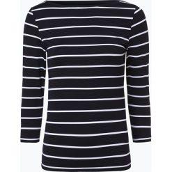 Apriori - Damska koszulka z długim rękawem, niebieski. Niebieskie t-shirty damskie marki Apriori, l. Za 99,95 zł.