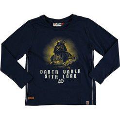 """T-shirty chłopięce z długim rękawem: Koszulka """"Teo"""" w kolorze granatowym"""