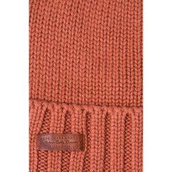 Pepe Jeans - Czapka New Ural. Różowe czapki zimowe męskie Pepe Jeans, z bawełny. W wyprzedaży za 69,90 zł.