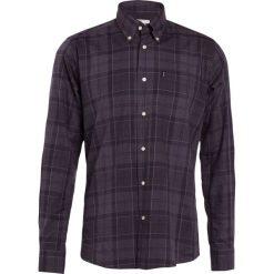 Koszule męskie na spinki: Barbour BARBOUR WILFRED TAILORED FIT Koszula grey marl