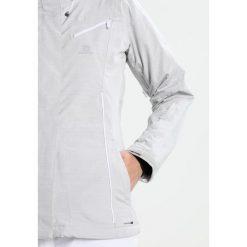 Odzież damska: Salomon FANTASY  Kurtka snowboardowa light grey