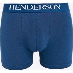 Henderson - Bokserki. Niebieskie bokserki męskie Henderson, z bawełny. Za 29,90 zł.