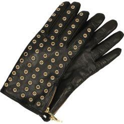 Rękawiczki damskie: Rękawiczki - 1679 L NERO
