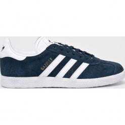 Adidas Originals - Buty Gazelle. Szare buty sportowe damskie marki adidas Originals, z gumy. Za 399,90 zł.