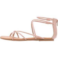 Sandały damskie: Steve Madden SAPPHIRE Sandały nude