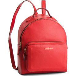 Plecak COCCINELLE - DF8 Clementine Soft E1 DF8 14 01 01 Coquelicot R09. Czerwone plecaki damskie Coccinelle, ze skóry. Za 1299,90 zł.