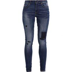 Rurki damskie: H.I.S LORRAINE Jeans Skinny Fit premium medium blue