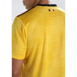 Adidas Performance RBFA BELGIEN AWAY Koszulka reprezentacji bold gold/black/red. Czerwone bluzki sportowe damskie marki adidas Performance, m. Za 399,00 zł.
