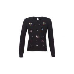 Swetry Molly Bracken  DEREK. Czarne swetry klasyczne damskie Molly Bracken, l. Za 219,00 zł.