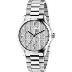 ZEGAREK GUCCI G-Timeless YA1264024. Szare zegarki męskie GUCCI, ze stali. Za 3290,00 zł.