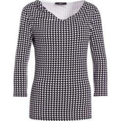 Bluzki asymetryczne: WEEKEND MaxMara DRY Bluzka z długim rękawem nero