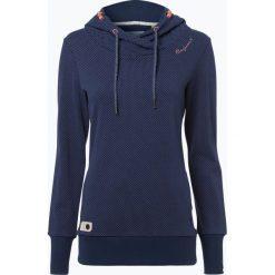 Odzież damska: Ragwear - Damska bluza nierozpinana, niebieski
