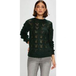 Noisy May - Sweter. Szare swetry klasyczne damskie Noisy May, l, z dzianiny. W wyprzedaży za 89,90 zł.