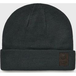 Only & Sons - Czapka. Czarne czapki zimowe męskie marki Only & Sons, na zimę, z dzianiny. Za 49,90 zł.
