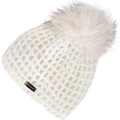 83-HF-001-0 Czapka damska. Szare czapki zimowe damskie Wittchen, z materiału. Za 69,00 zł.