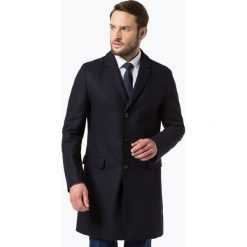 Płaszcze męskie: HUGO – Płaszcz męski – Migor2, niebieski