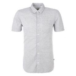 Q/S Designed By Koszula Męska Xxl Szary. Niebieskie koszule męskie na spinki marki Q/S designed by, l, z bawełny. Za 159,00 zł.
