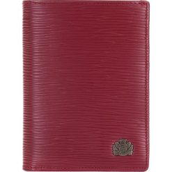 Portfel 03-1-020-3. Czerwone portfele damskie Wittchen. Za 199,00 zł.