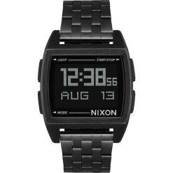 Zegarki męskie: Zegarek unisex Nixon Base All Black A1107001