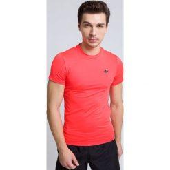 Odzież termoaktywna męska: Koszulka treningowa męska TSMF300 - czerwony