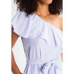 Długie sukienki: Banana Republic Długa sukienka white/blue