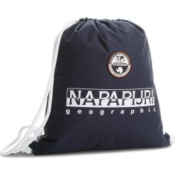 Plecak NAPAPIJRI - Happy Gym Sack N0YGX7 Blu Marine 176. Niebieskie plecaki męskie marki Napapijri. W wyprzedaży za 129,00 zł.