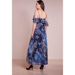 Polo Ralph Lauren Długa sukienka batik. Czarne długie sukienki marki Polo Ralph Lauren, polo. W wyprzedaży za 671,60 zł.
